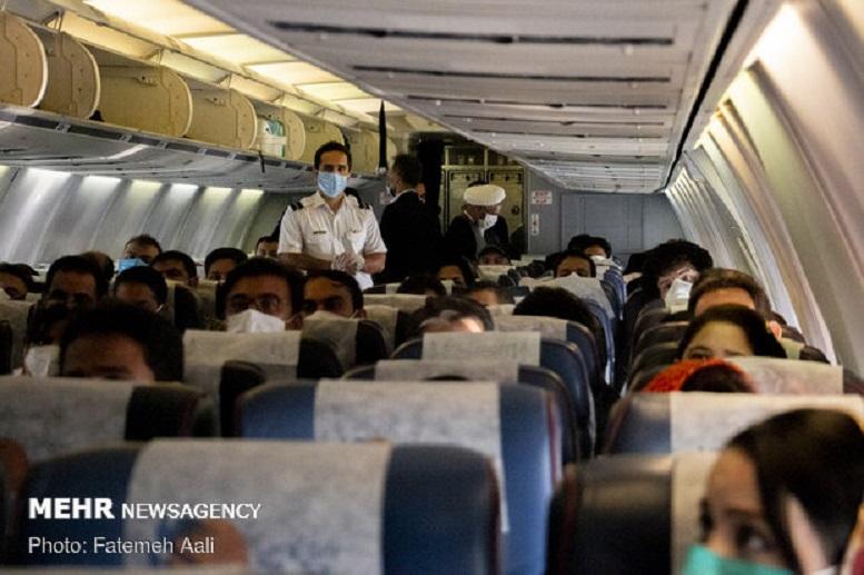 چرا ایرلاین داخلی مانع سوارشدن حریرچی به هواپیما شد