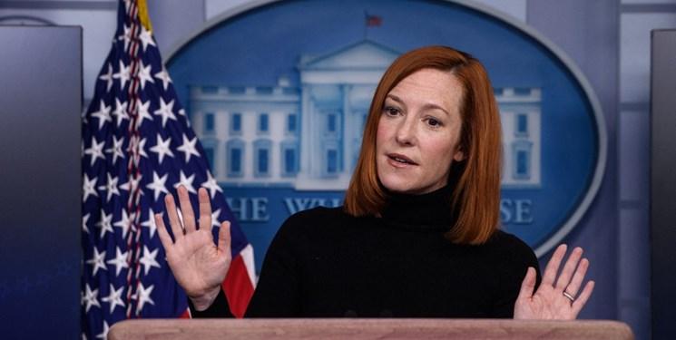 کاخ سفید: آماده گفتوگوی دیپلماتیک با ایران هستیم