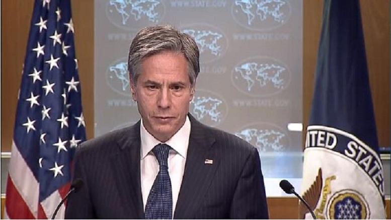 وزیر خارجه آمریکا: رابطه با عربستان را بازنگری میکنیم