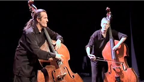 خوشحالم که الیس را دوست دارم ؛ ارکستر کنترباس