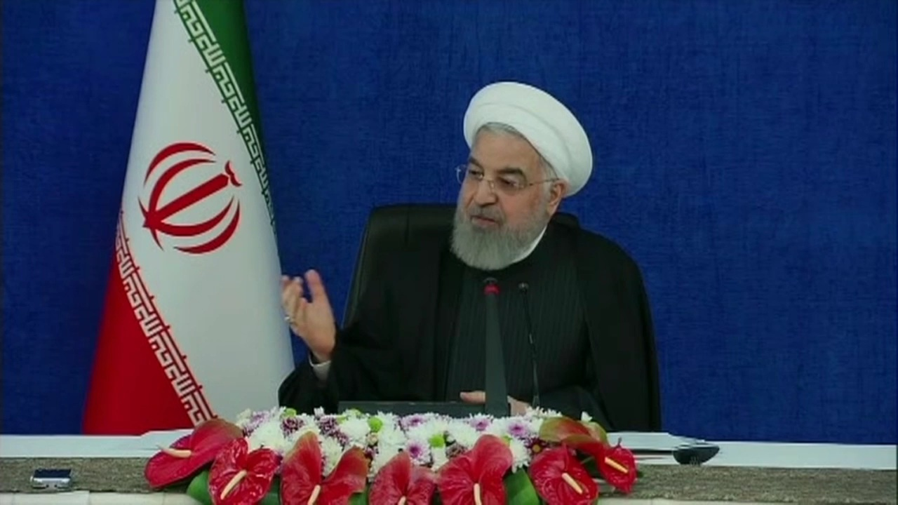 ايران | روحاني محذرا من موجة كورونا الرابعة ... الآن نواجه الأفعى