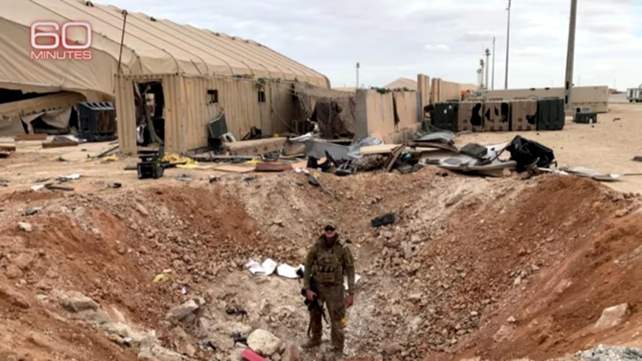امريكا | ماکينزي يكشف خفايا عن هجوم إيران على عين الأسد .. الصواريخ أصابت هدفها بدقة