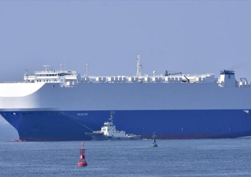 جزئیات مهم از کشتی منفجرشده اسرائیلی در دریای عمان!