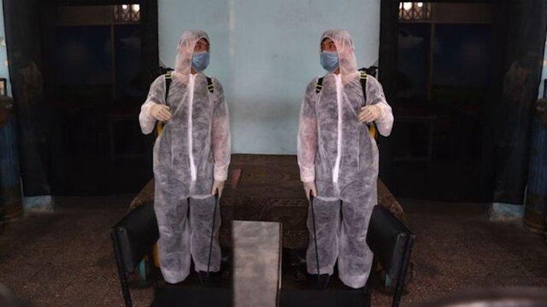 آزمایش تصادفی کرونا در کابل