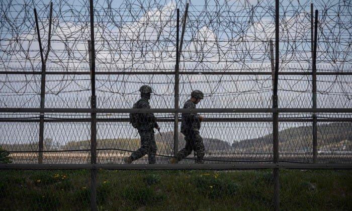 تنش در مرز دو کره بالا گرفت