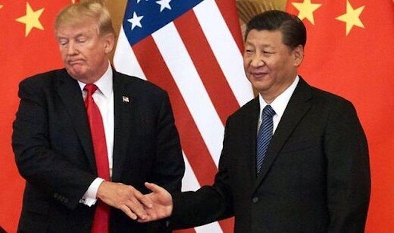 آمریکا علیه چین،گزارش امنیتی رو کرد