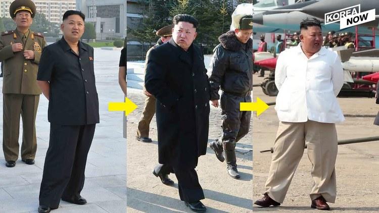 علت چاقی رهبر کره شمالی فاش شد!