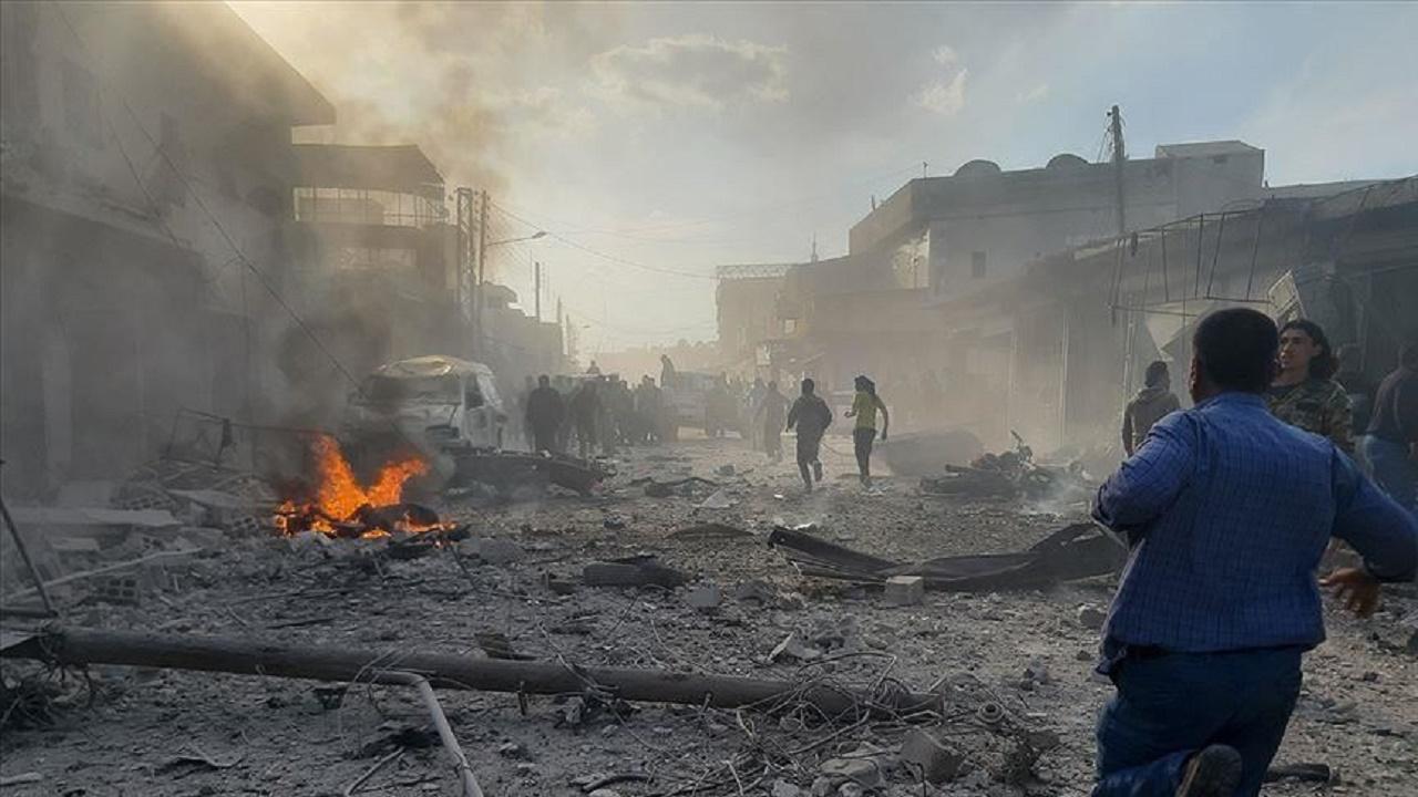 انفجار در استان لاذقیه سوریه