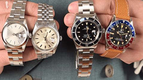 هفت دلیل که نباید ساعتهای رولکس را بخرید