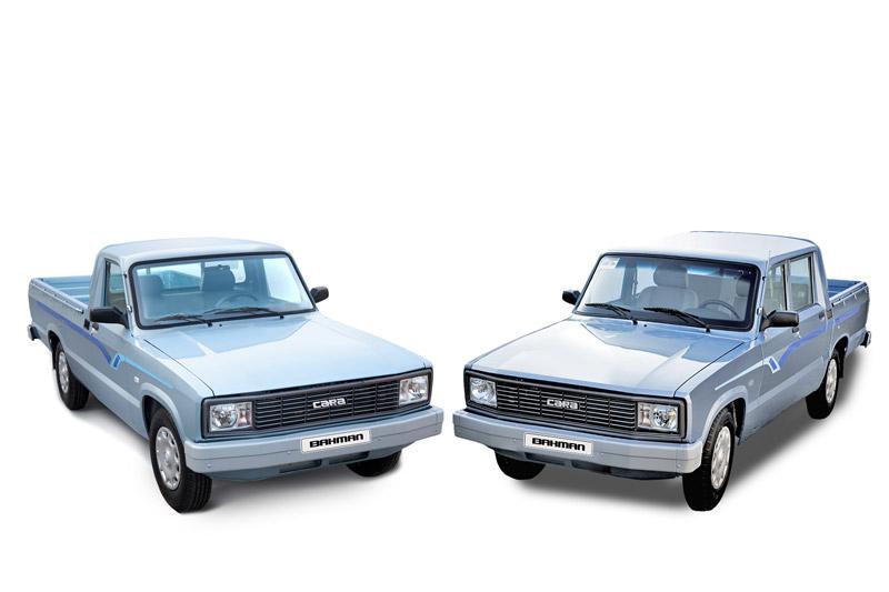 آغاز فروش وانت کارا cc2000 بصورت لیزینگ