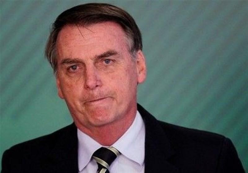 حمام کردن مدیر برزیلی جلوی چشم رئیس جمهور