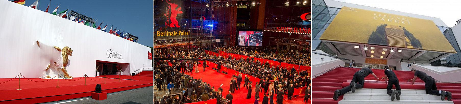 همه جشنوارههای بزرگ جهان کاخ جشنواره دارند به جز جشنواره فیلم فجر!