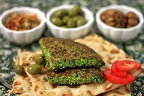 طرز تهیه کوکوی اشپل