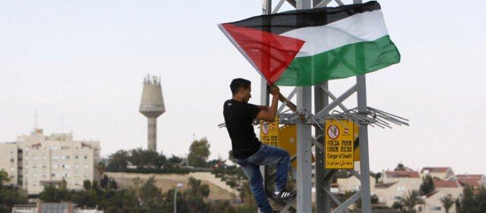 الحاق کرانه باختری به تغییر خاورمیانه میانجامد