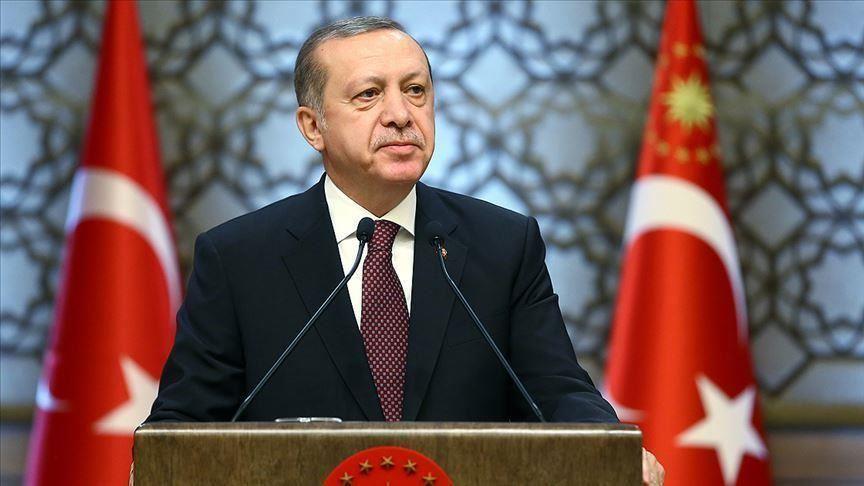 اردوغان: از دوره دشوار کرونا روسفید بیرون آمدیم