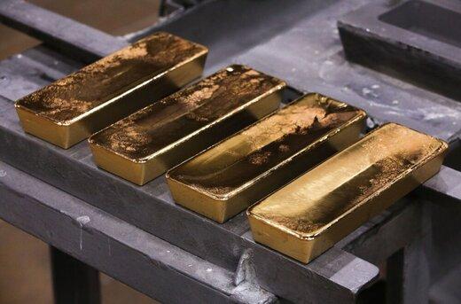 طلا ارزانتر شد