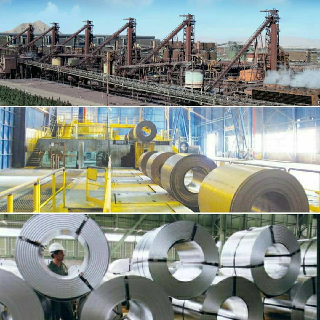 ثبت رکوردهای جدید تولید برای فولادمبارکه