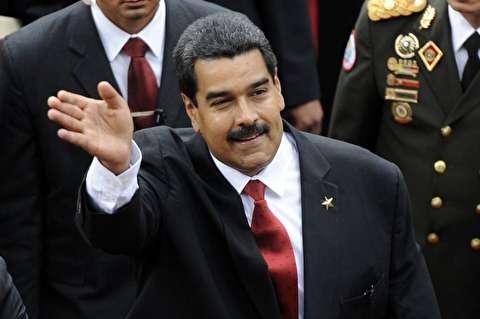 قدردانی رییسجمهور ونزوئلا به زبان فارسی