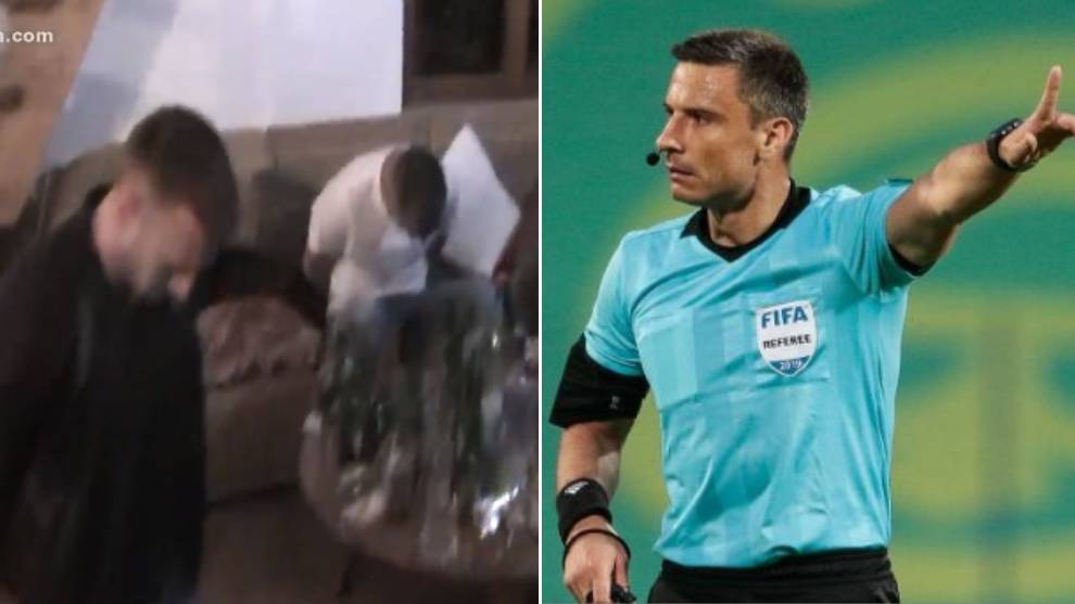 داور معروف فوتبال در باند موادمخدر دستگیر شد