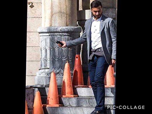 دستور قضایی علیه گلر پرسپولیس بخاطر تصاویر زننده
