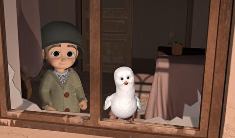 انیمیشن کوتاه صبا