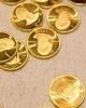 کاهش قیمت انواع طلا و سکه در بازار تهران