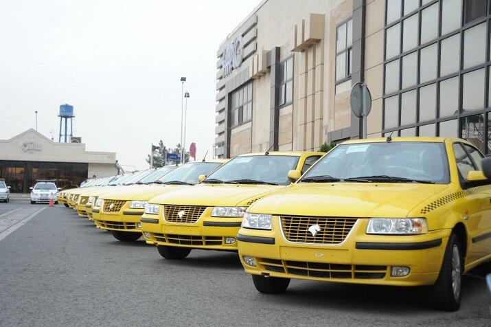 تاکسیهای موجود در نمایندگیها دارای مالکیت مشخصاست