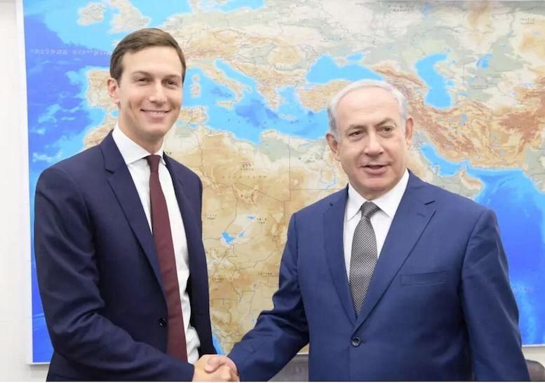 گفتوگوی کوشنر و نتانیاهو درباره کرانه باختری