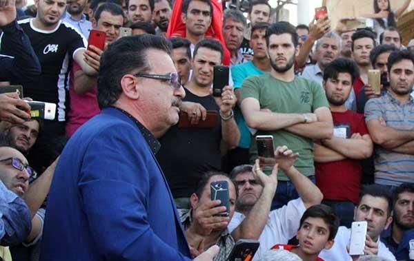 مخالفت شدید هواداران تراکتور با زنوزی برای لغو لیگ