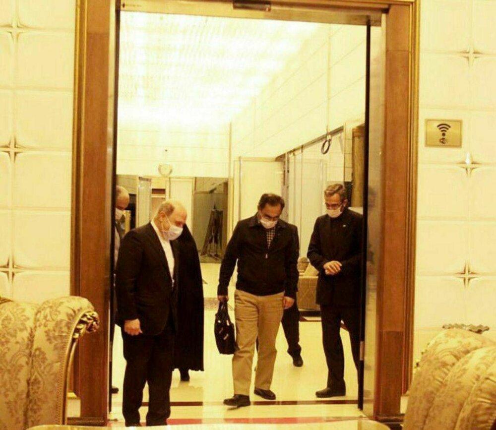 دانشمند ایرانی زندانی در آمریکا به وطن بازگشت - تابناک | TABNAK