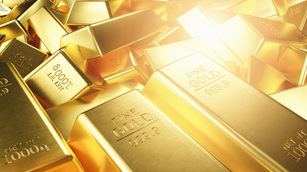 رشد قیمت طلا با افت ارزش دلار