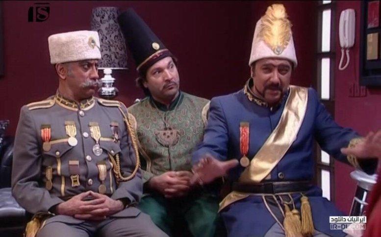 با بهترین سریالهای طنز ایرانی آشنا شوید
