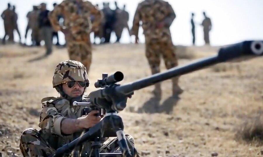 مرگبارترین سلاح تکتیرانداز جهان در اختیار ایران