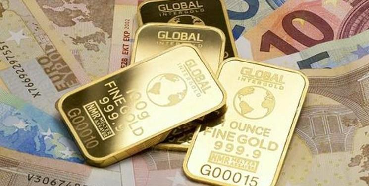 ریزش قیمت طلا در بازار جهانی