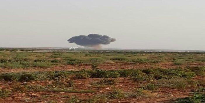 سرنگونی هواپیمای ارتش سوریه از سوی مخالفان مسلح