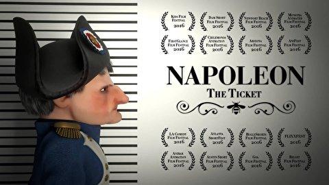 انیمیشن کوتاه ناپلئون: بلیت