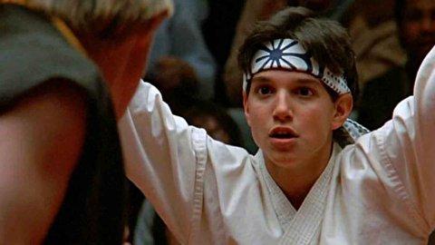موسیقی متن فیلم بچه کاراتهکار ؛ بیل کانتی