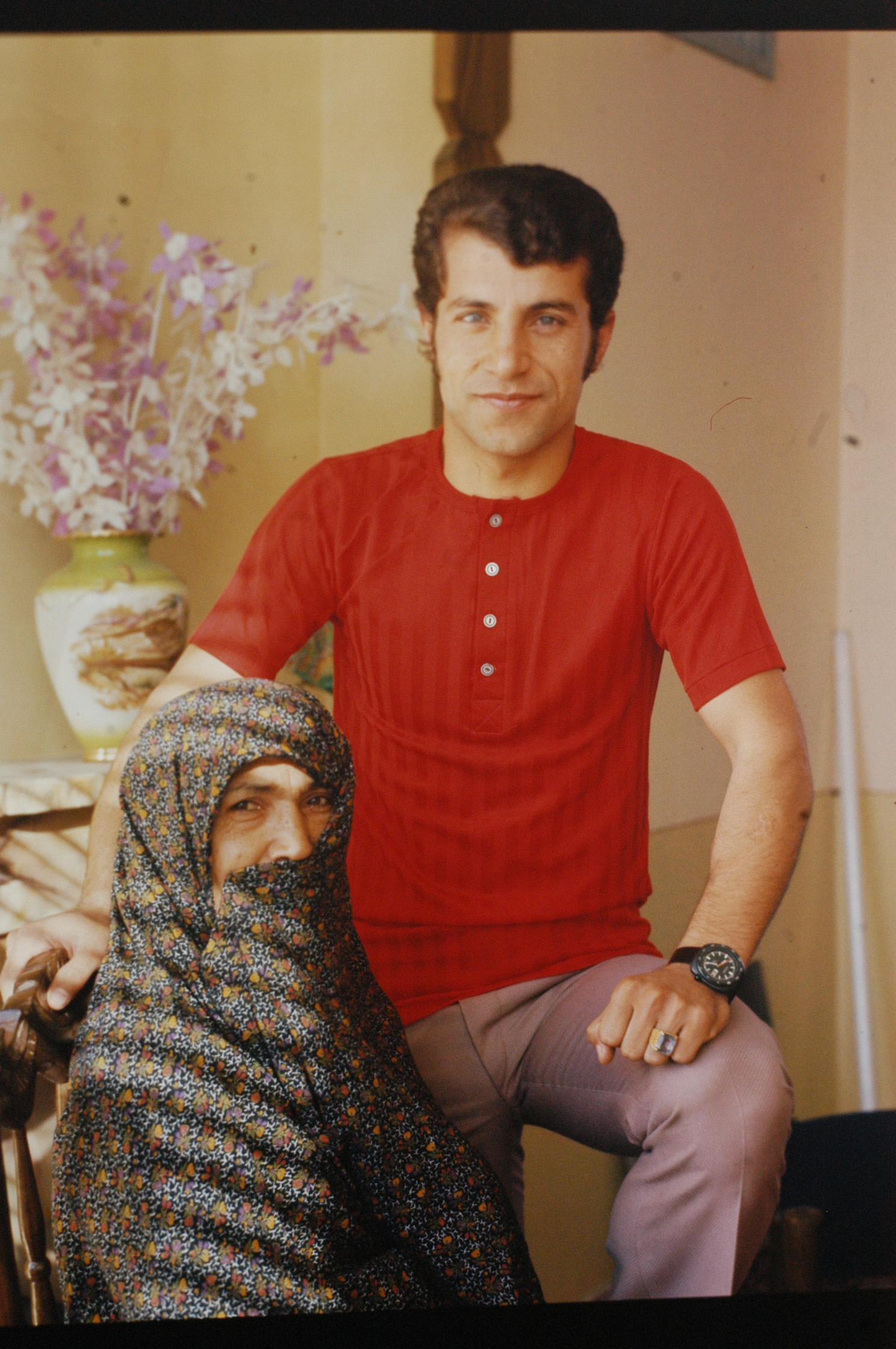 زیباترین تصویر زندگی علی پروین