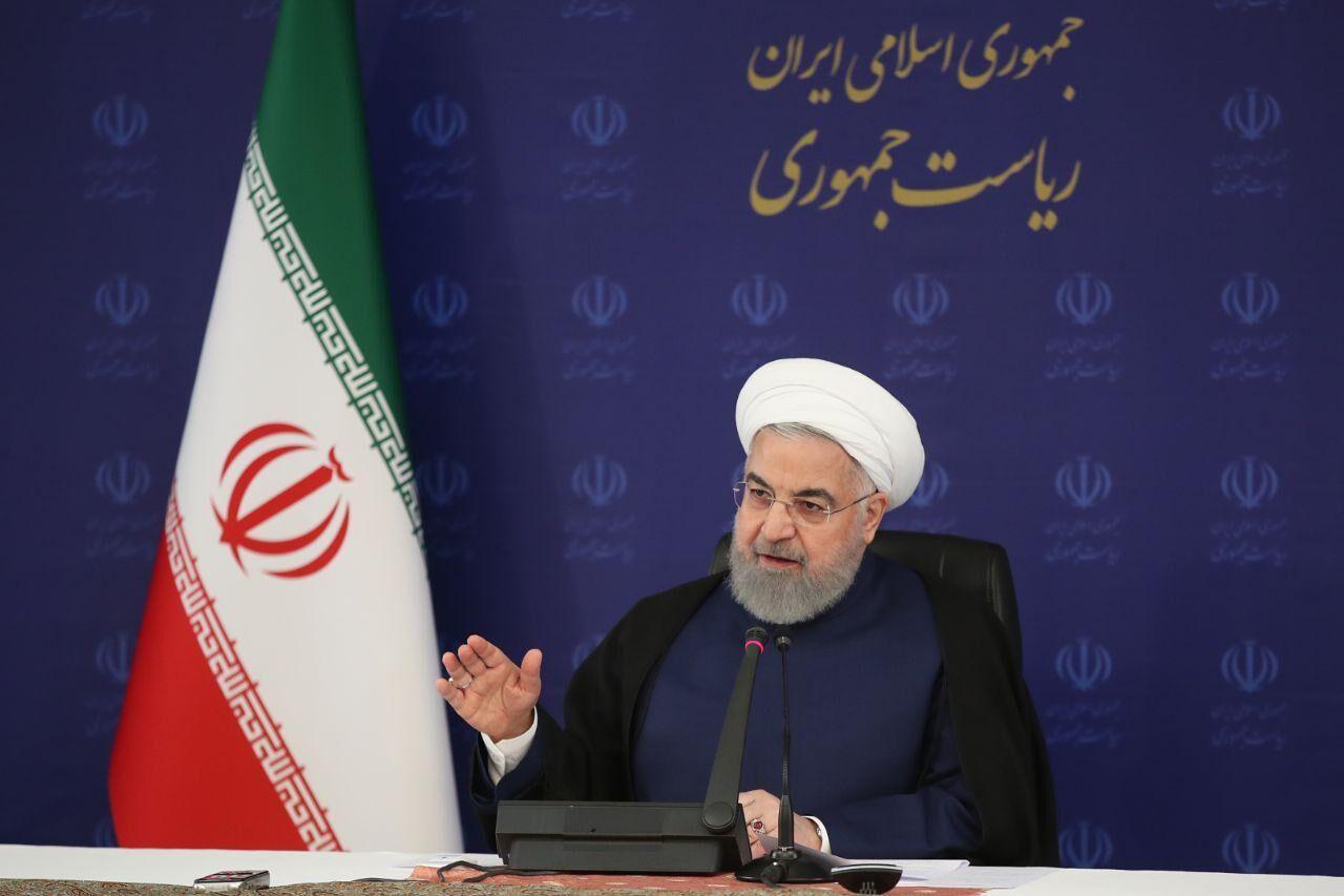 روحانی: از اواسط خرداد مراعاتها کم شده است