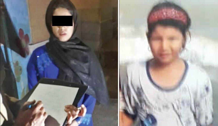 اولین عکس از عسل ۱۰ ساله و قاتل جوانش
