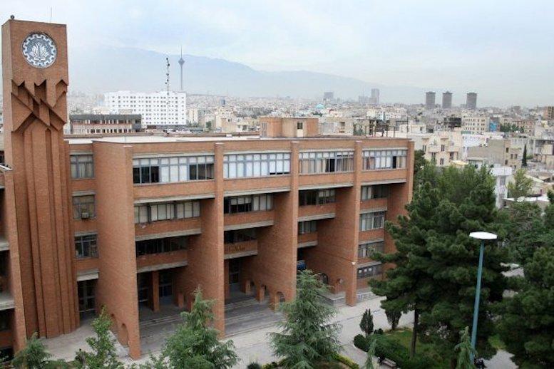 آخرین وضعیت ساخت پارکینگ طبقاتی دانشگاه شریف