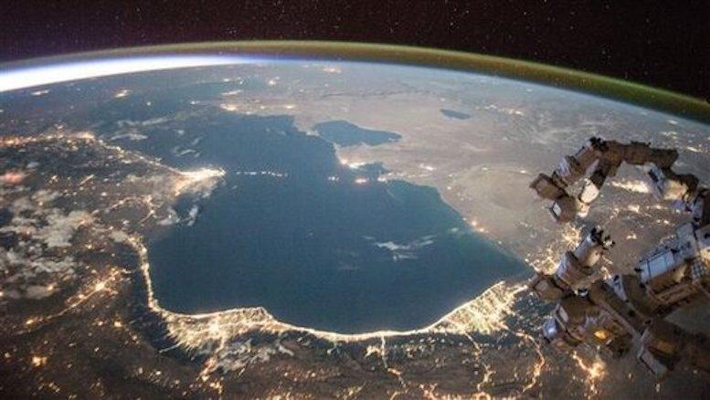 بزرگترین دریاچه جهان در مسیر خشکی؟