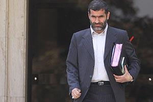 نماینده مجلس و وزیر سابق احمدی نژاد در فدراسیون!