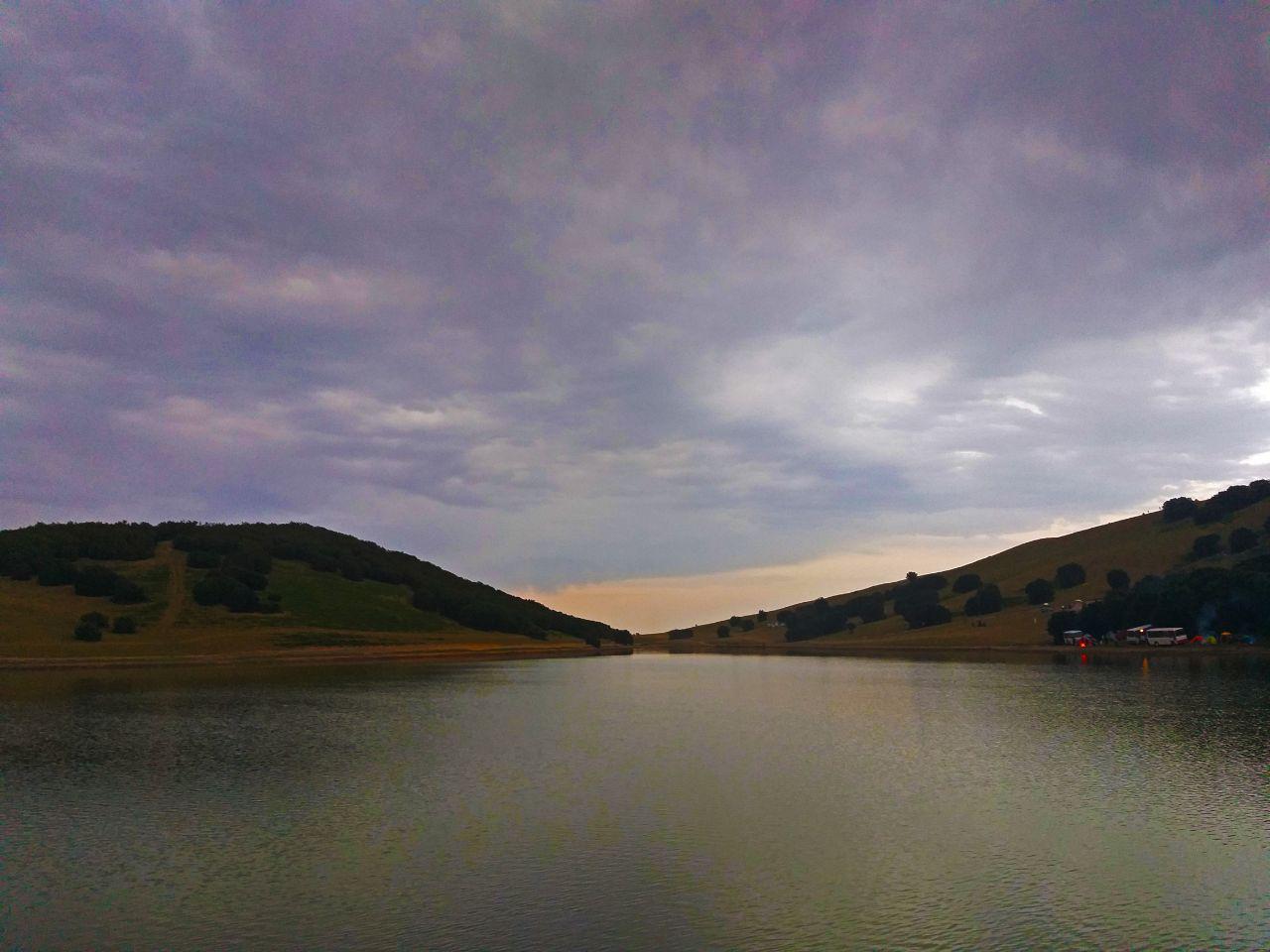 طبیعت زیبای دریاچه ی سوها در اردبیل