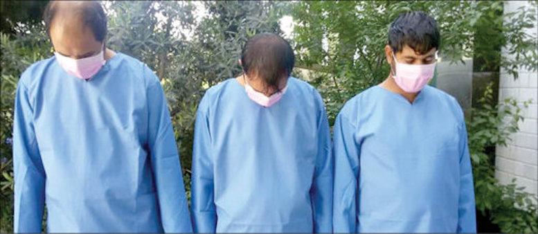 دستگیری عاملان جنایت رگباری در کلبه جنگلی