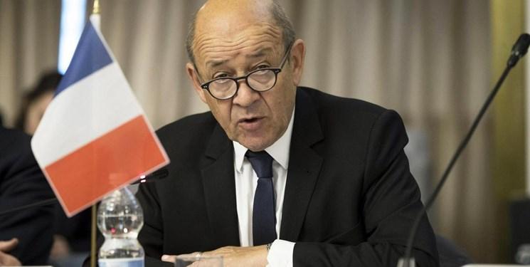دخالت وزیر خارجه فرانسه در مسائل امنیت داخلی ایران