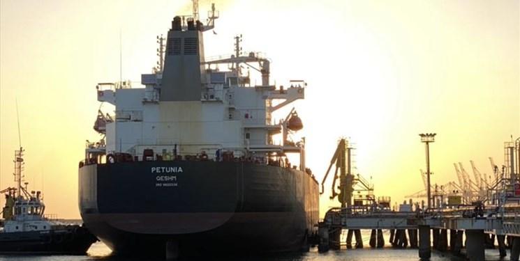 نفتکش سوم ایران تا وارد آبهای ونزوئلا میشود