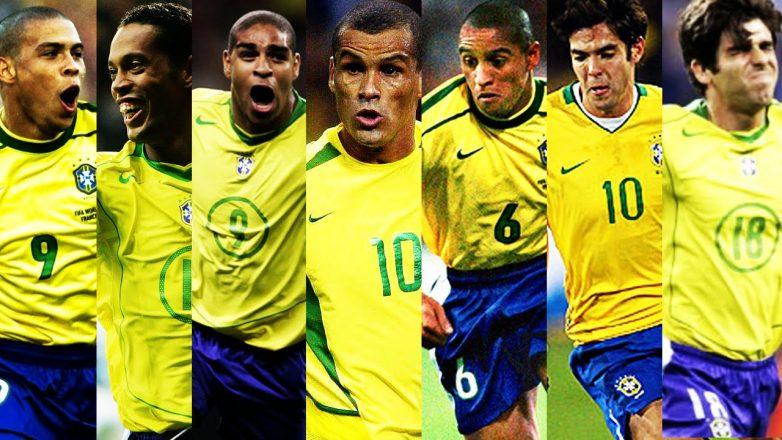 فوتبالیستها، صادرات بدون عوارض برزیل به دنیا