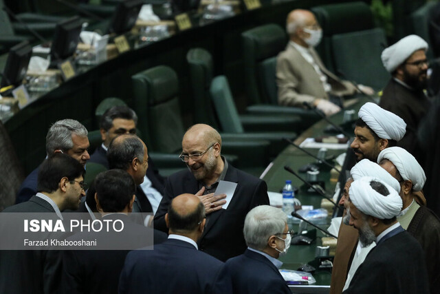 قالیباف: به نظر اکثریت انقلابی مجلس پایبندم