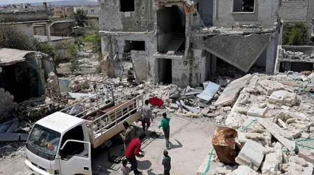 اعلام لغو معافیتهای همکاری صلحآمیز هستهای با ایران از سوی آمریکا/اعلام خسارت 530 میلیارد دلاری سوریه طی 9 سال/ هشدار فرانسه نسبت به تکرار سناریوی سوریه در لیبی/ درخواست اردن برای اقدام فوری جهت مقابله با طرح اشغال کرانه باختری